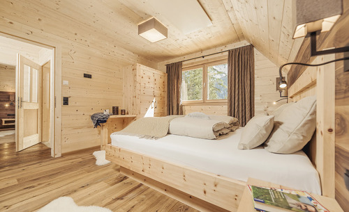 Rosuites, Tirol - Der Komfort in den Chalets sorgen für Entspannung