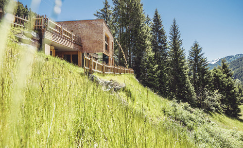 Urlaub im Einklang mit der Natur- rosuites auf 1400m Höhe
