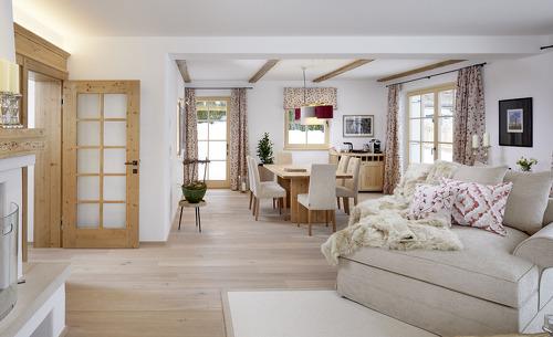 Komfort und Design auf höchstem Niveau finden Sie in den Tennerhof Luxury Chalets