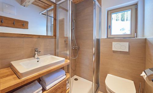 Luxus Interieur in Ihrem privaten Chalet- Urlaub im Salzburger Land