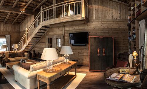 Luxus Almhütte mit viel Komfort- Hüttenurlaub Deluxe in Saalbach Hinterglemm