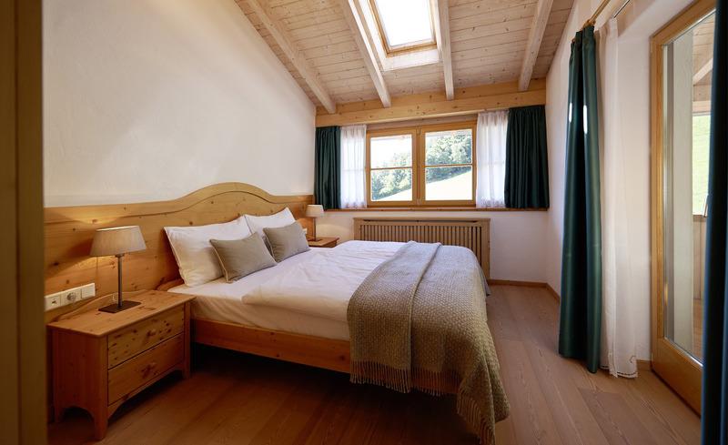 Urlaub im kuscheligen Chalet Grumer in Südtirol
