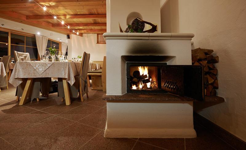 Kuschelige Atmosphäre im romantischen Chalet Grumer in Oberbozen