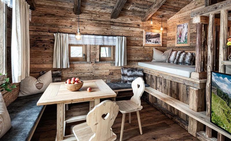 Hütten und Chalets - Urlaub wie damals