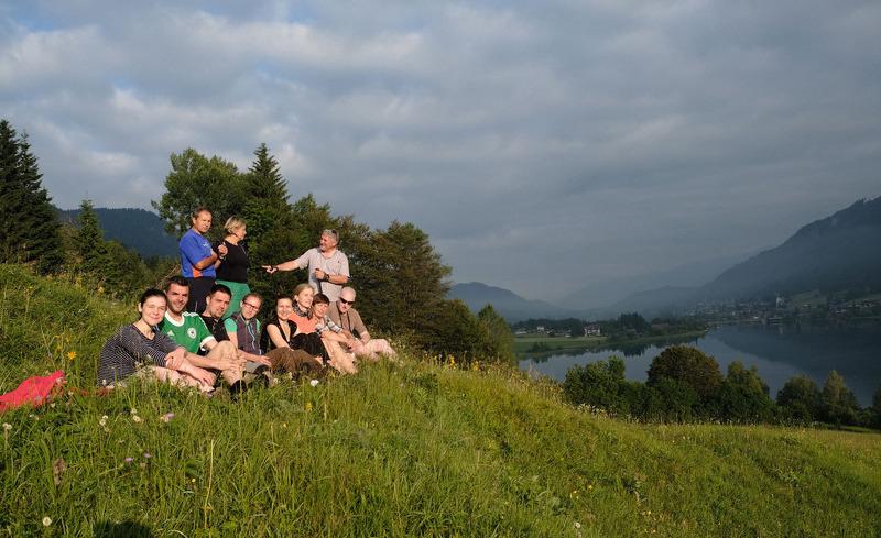 Wanderurlaub mit der ganzen Familie in Kärnten