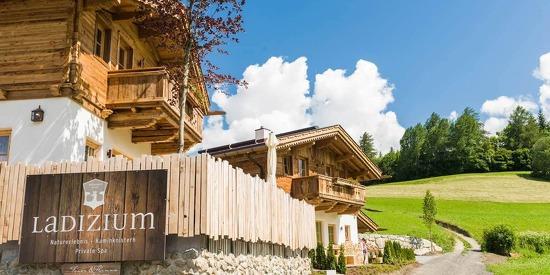 Hüttendorf Ladizium- Sommerurlaub am Sonnenplateau Serfauss-Fiss-Ladis