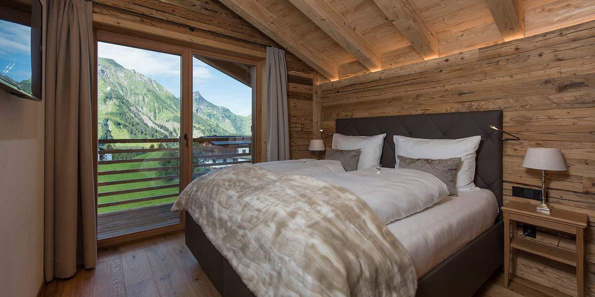 Luxusurlaub und Chaleturlaub in Vorarlberg