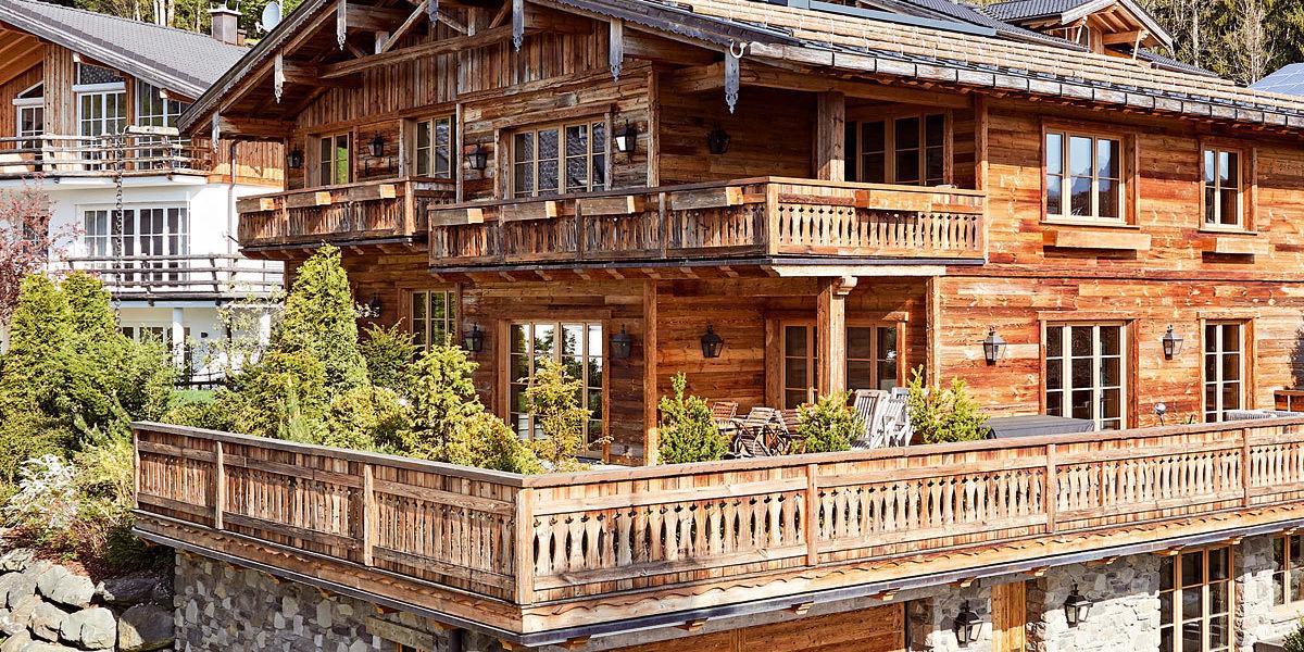 Urlaubsparadies im Allgäu erleben - im Chalet F am Ofterschwanger Horn