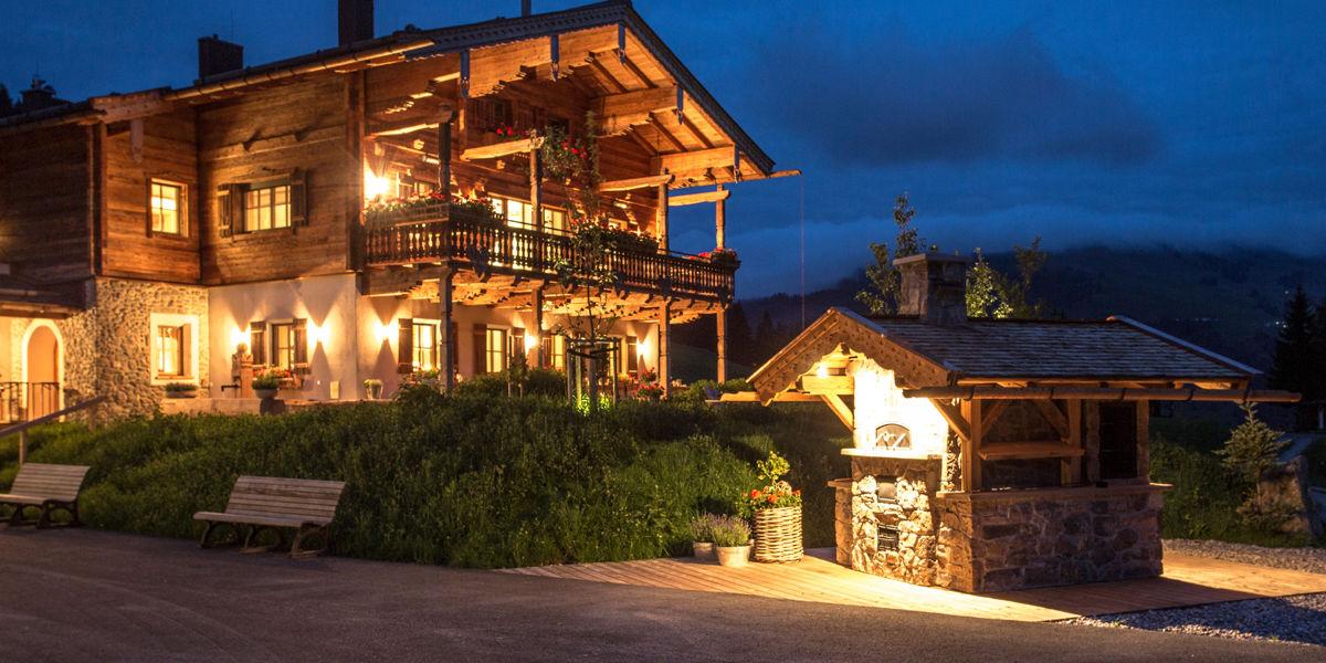 Sommerurlaub in den Bergen- Luxus auf höchstem Niveau im Chalet Schmiedalm im Salzburger Land