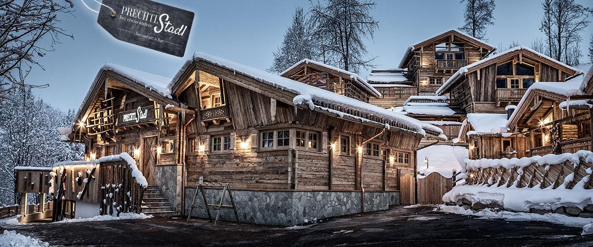 Restaurant & Bar im Chaletdorf Prechtlgut